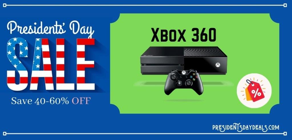 Xbox 360 Presidents Day Sale, Xbox 360 Presidents Day, Xbox 360 Presidents Day Deals