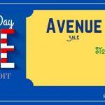 Avenue Presidents Day Sale, Avenue Presidents Day, Avenue Presidents Day Deals